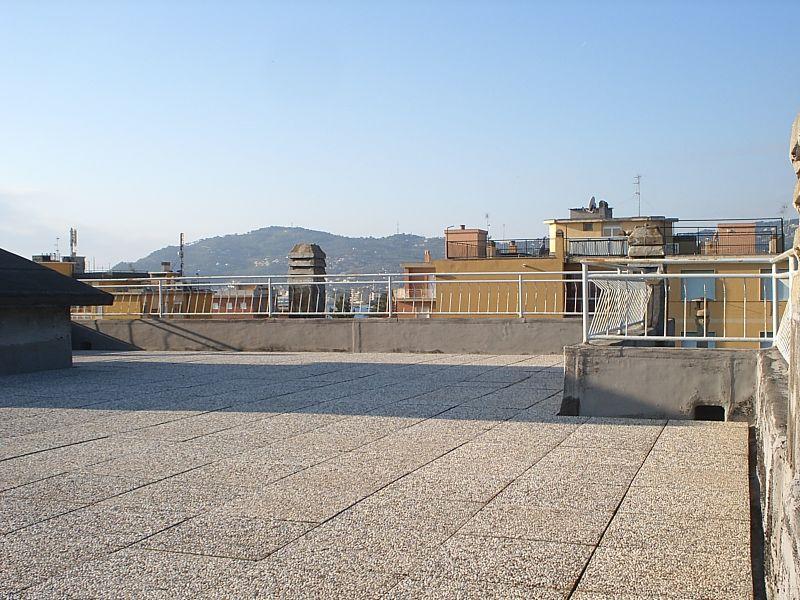 Terrazzo condominiale - Appartamenti